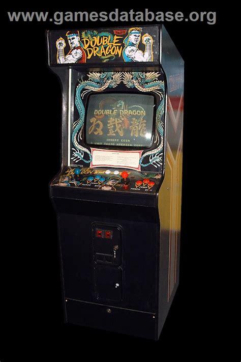 Double Dragon Arcade Games Database