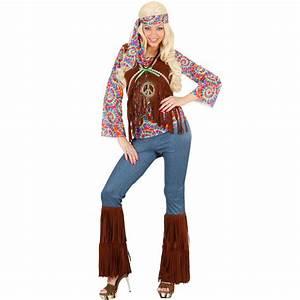 Hollywood Kostüme Ideen : klassisches hippie kost m chill out f r damen ~ Frokenaadalensverden.com Haus und Dekorationen