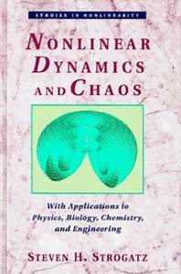 Nonlinear Dynamics And Chaos  With Applications To Physics