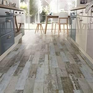 carrelage sol gris warmwood 60 x 60 cm castorama With carrelage sol cuisine castorama