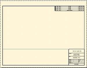 title blocks cad intentions With dwg templates free download