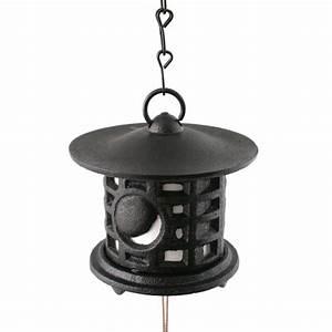 Carillon A Vent : carillon cloche vent en fonte du japon nichigetsu ~ Melissatoandfro.com Idées de Décoration