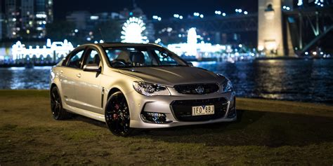 holden ssv 2016 holden commodore ss v redline review driving the