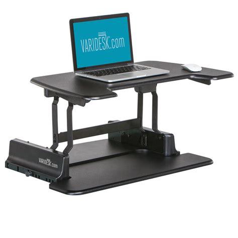 adjustable standing computer desk varidesk laptop 30 height adjustable standing desks laptop