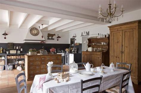 cuisine romantique shabby and charme una splendida maison de cagne nelle