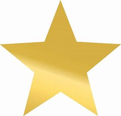 Star Gold Stars Template Moon Clipart Templates