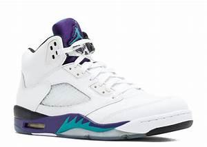 "Air Jordan 5 Retro ""grape 2013 Release"" - Air Jordan ..."