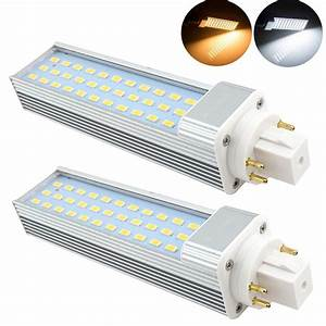 Gx24q 4 Pin Rotatable Led Plc Lamp 13w   26w Cfl