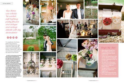 modern wedding diy magazine out now modern wedding