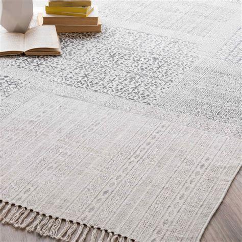 tapis en coton    cm codosera maisons du monde