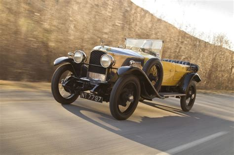 The World's First Sportscar Celebrates 100 Years