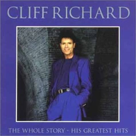 Cliff Richard  Cliff Richard  Whole Story His Greatest