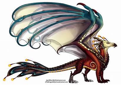 Wings Fire Tribes Reference Osprey Dragon Fanon