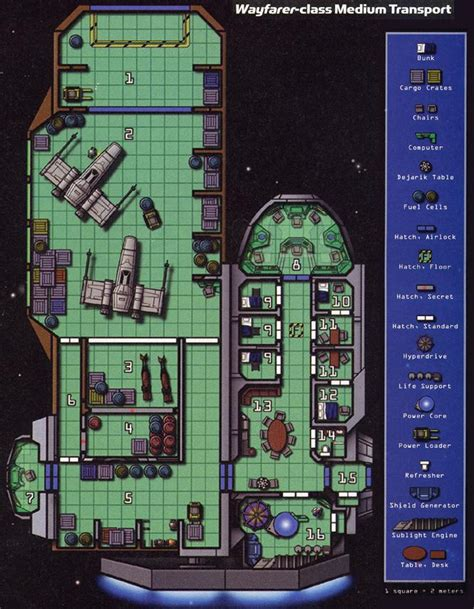 Transport Medium Wayfarer • Encyclopédie • Star Wars Universe
