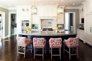 Coastal counter stools kitchen traditional with floral bar