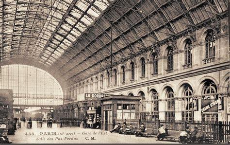 les anciennes rues de gare de l est 10 232 me arrondissement