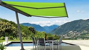 Protection Soleil Terrasse : store terrasse motorise ~ Nature-et-papiers.com Idées de Décoration