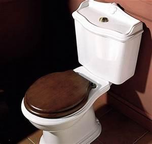 Toilette Mit Bd : nostalgie toiletten badelaedchen ~ Lizthompson.info Haus und Dekorationen