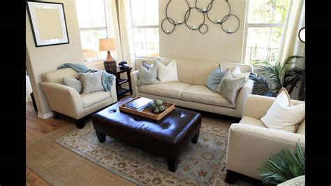 Living Room Staging Ideas-youtube
