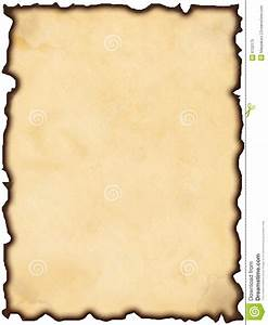 Old Burnt Paper Royalty Free Stock Photo - Image: 6752175