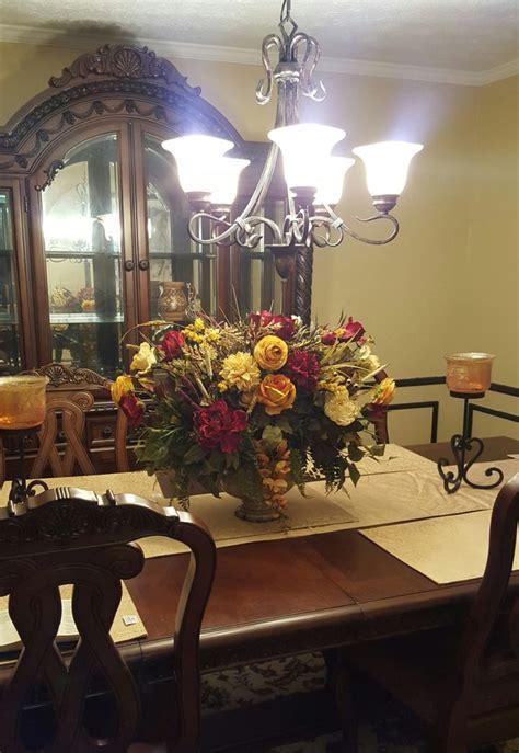 floral arrangement elegant large tuscan floral
