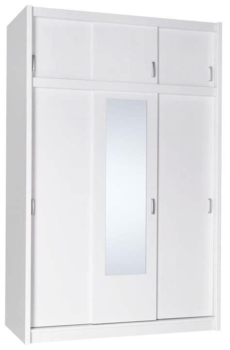 wardrobe gentofte  doors white jysk