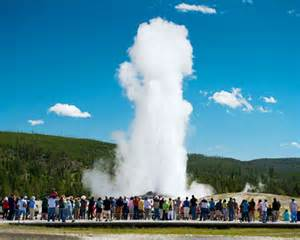 Old Faithful Yellowstone National Park Facts