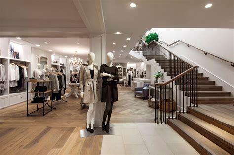 reggiani enhances the white company's in store lighting ...