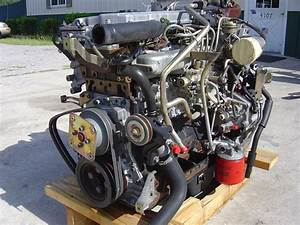 Isuzu Diesel Engine Npr Nqr 4hk1tc 2005