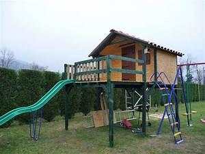 Maison De Jardin En Bois Enfant : cabane bois pour enfants jardin en 2019 cabane bois enfant cabane enfant et cabane ~ Dode.kayakingforconservation.com Idées de Décoration