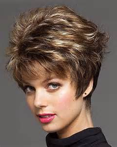 Short Frosted Hair Color Pictures