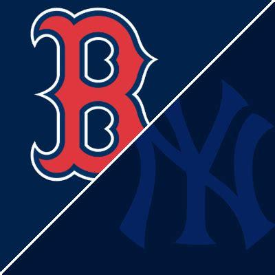 Red Sox vs. Yankees - Game Recap - August 5, 2015 - ESPN