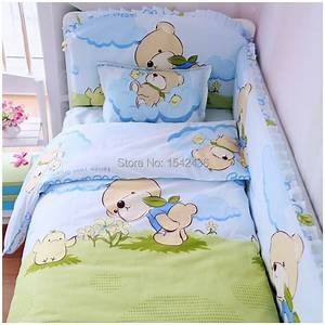 Baby, Bedding, Set, 100, Cotton, Comfortable, Feeling, Baby, Bed