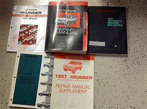 1997 Toyota 4runner Service Shop Repair Set Oem Service Electrical Wiring Diagrams And The New Car Features Jean Yves Bernot 41242 Enotecaombrerosse It