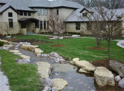 Stream Bed  Pacific Ponds And Design  Pond Contractor