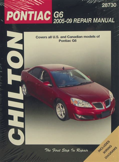 car repair manuals online pdf 2009 pontiac g6 electronic valve timing pontiac g6 chilton repair manual 2005 2009 hay28730