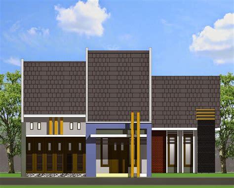 Contoh Desain Depan Rumah