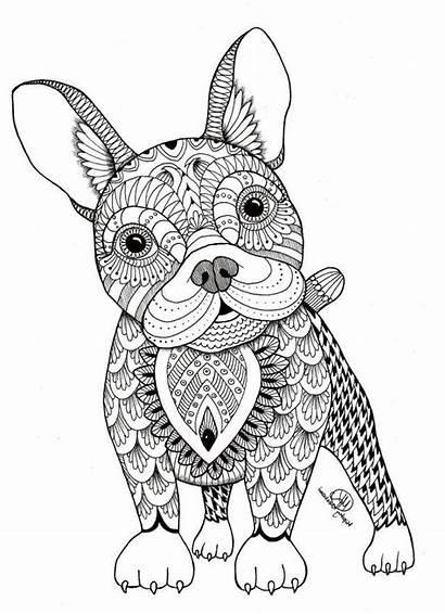 Mandala Coloring Animal Pages