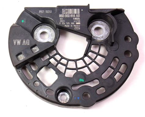 alternator  cover   vw jetta golf mk eos passat