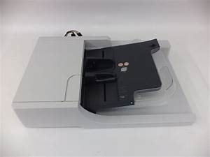 hp cd644 67918 automatic document feeder adf whole unit With hp document feeder kit