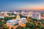 The 10 Biggest Cities In Mississippi - WorldAtlas