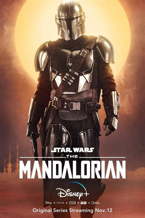 The Mandalorian DVD Release Date