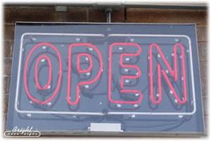 Extra Square Neon Open Sign only $369 99 Signs O