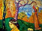 Emile Bernard - Springtime, 1892 | Art I Love | Pinterest ...