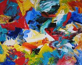 Abstract Art Famous Artists