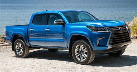 lexus pickup truck       trucks