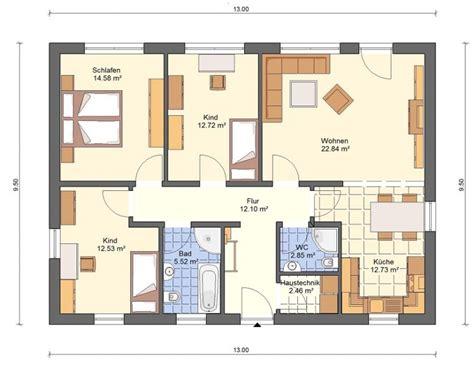 Grundriss Bungalow 100 M2 by Bungalow Grundrisse 220 Bersicht Mit Vielen Bungalow