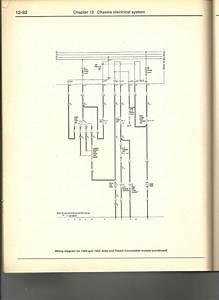 Vw Rabbit Forum  U0026quot  Need Wiring Diagram For 1980 Rabbit Fan
