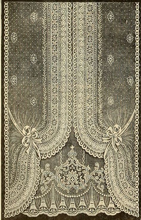 Lace Curtains by Edwardian Lace Curtain Not Sure If I Would Want This In