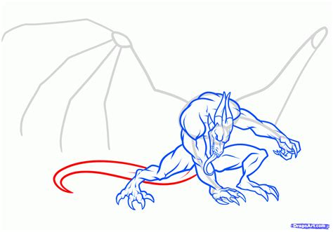How To Draw A Cool Dragon, Step By Step, Dragons, Draw A
